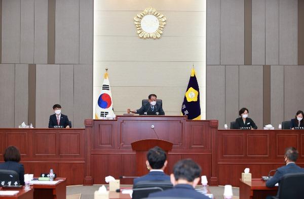 성주군사진 (제257회 성주군의회 제1차 정례회 본회의).JPG