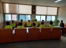 [성주]벽진면 노인일자리사업 발대식 및 안전교육 실시