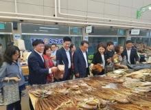 [성주]성주군의회, 추석 맞아 지역경제 활성화에 힘을 보태다!