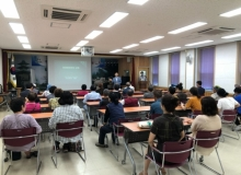 [성주]정부재정일자리사업 참여자 안전보건교육 실시