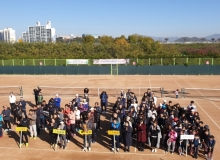 [성주]제33회 성주군 테니스협회장기 테니스대회 성료