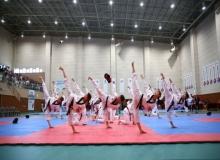 [성주]안산시청, 경희대 태권도팀 등 20팀 320명 동계훈련 실시