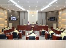 [성주]제247회 성주군의회(임시회)개회