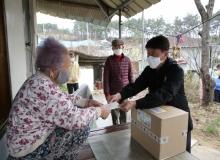 [성주]재난 긴급생활비 등 경상북도 내 최초 지급
