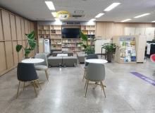[성주]성주군청 민원실, 코로나19로 지친 군민을 위한 쉼터로 새단장
