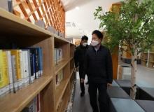 [성주]군립 청사도서관 새 단장 마치고 재개관