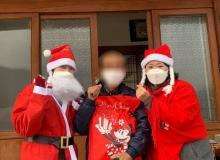 [성주]즐거운 성탄절! 겨울철 건강관리를 위한치매안심센터 치매환자가족 힐링 꾸러미 전달